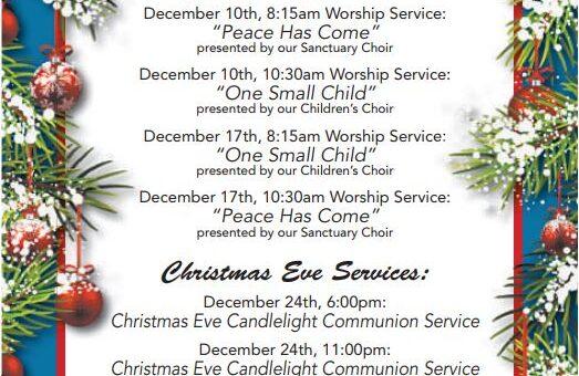 ChristmasSchedule