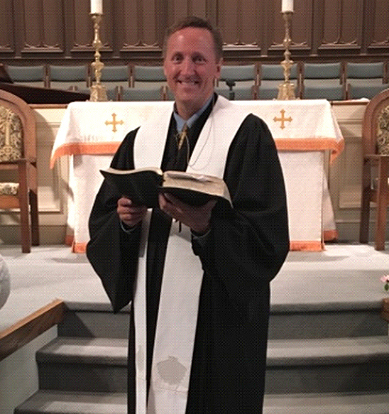 Pastor Ed White