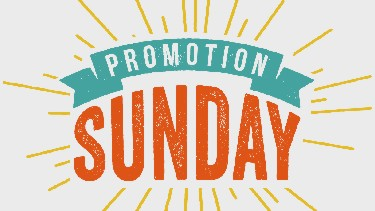 Promotion-Sunday
