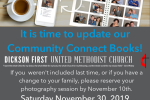 Facebook-Time to update Community Connect